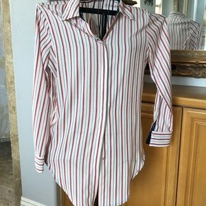 Philosophy Republic striped shirt